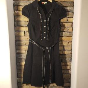 Fervour Black dress size small